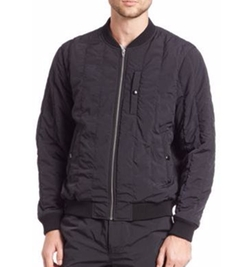 Alexander Wang - T by  Quilted Bomber Jacket