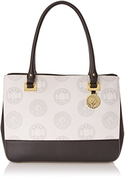 Anne Klein - New Recruits Perforated Satchel Shoulder Bag
