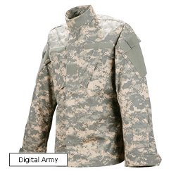 Tru Spec - ACU US Army Combat Uniform Camo Jacket