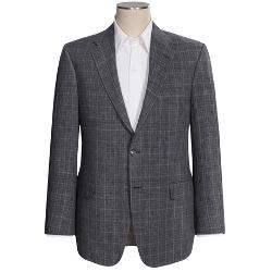 Hickey Freeman  - Multi-Check Sport Coat