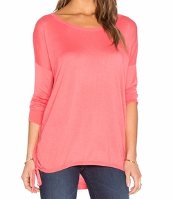 Splendid - Cashmere Blend Cinched Sweater