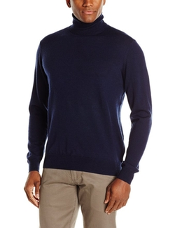 American Icon - Merino Wool Turtleneck Sweater