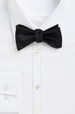 Boss Hugo Boss - Silk Solid Bow Tie