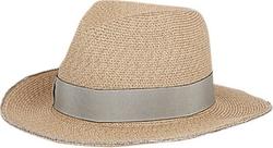Eugenia Kim - Lillian Flexible-Brim Straw Fedora Hat