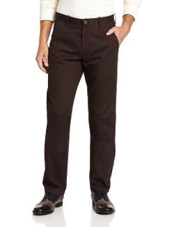 Haggar  - LK Life Khaki Slim Fit Flat Front Chino Casual Pant
