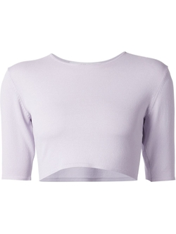 Dion Lee - Cropped Knit Top