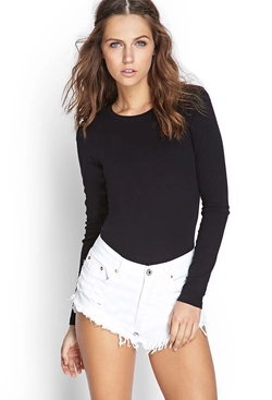 Forever 21 - Crew Neck Knit Top