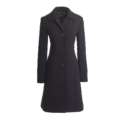 J.Crew - Double-Cloth Lady Day Coat
