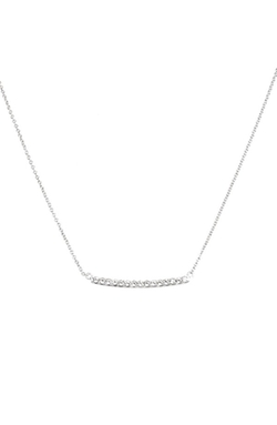 Judith Jack - Bar Pendant Necklace