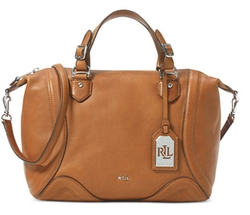 Lauren Ralph Lauren - Birchfield Santana Satchel Bag