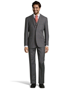 English Laundry  - Wool Peak Lapel Two-Button Suit