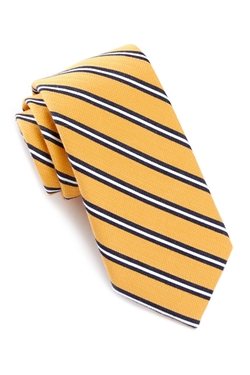 14th & Union - Lawrencium Striped Tie