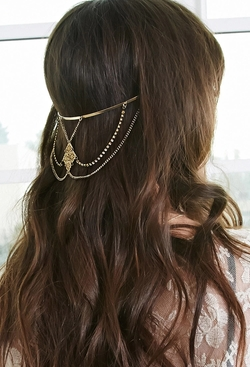 Forever21 - Rhinestone Chain Headband