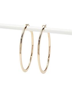 Forever21 - Plated Hoop Earrings