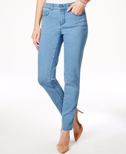 Charter Club - Bristol Skinny Ankle Jeans
