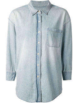 R13  - Oversized Denim Shirt