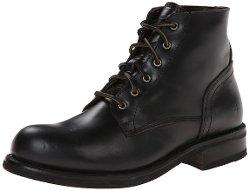 Frye  - Sutton Mid Lace Combat Boots