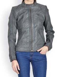 SkinOutfit - Lambskin Genuine Leather Jacket