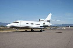 Falcon - 900B Jet Plane