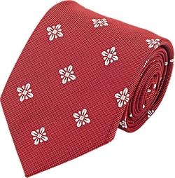 Fairfax - Floral Jacquard Necktie