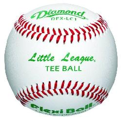 Diamond Sports Little League  - Low Compression T-Balls