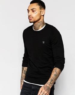 Diesel - Crew Knit K-Maniky Slim Fit Lightweight Sweater