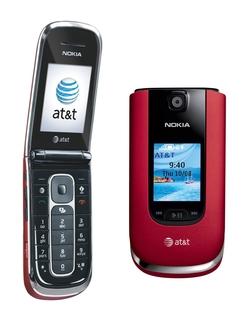 Nokia - 6350 Flip Phone