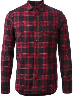 Burberry Brit  - Checked Shirt