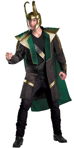 Heaven Costumes - Avengers - Loki Men