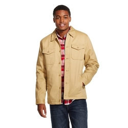 Chor - Sherpa Lined Twill Jacket