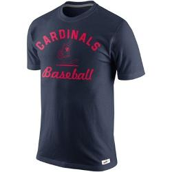 Nike - St. Louis Cardinals Vintage Cooperstown Collection Tri-Blend T-Shirt
