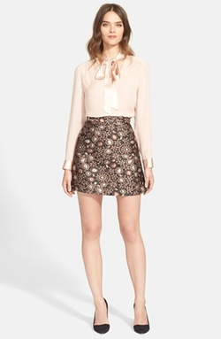 Alice + Olivia - Bow-Detailed Blouse