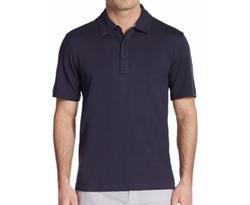 Saks Fifth Avenue  - Cotton Pique Polo Shirt