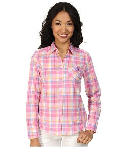 U.S. Polo Assn.  - Poplin Plaid Shirt
