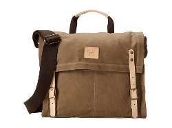 Will Leather Goods - Canvas Messenger