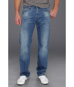 7 For All Mankind   - Austyn Relaxed Straight Leg Jeans