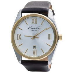 Kenneth Cole New York - Classic Round Dress Watch