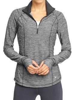 Old Navy - Go-Dry Half-Zip Pullover
