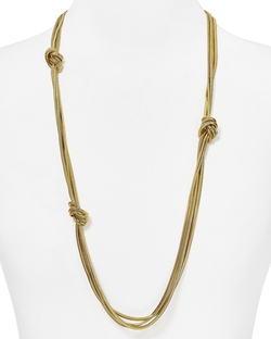 Diane Von Furstenberg - Gemma Knotted Multi Chain Necklace