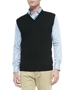 Peter Millar - Merino Wool Sweater Vest