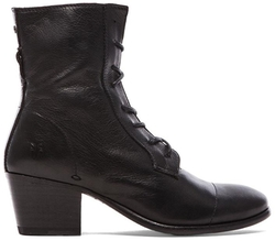 Frye - Courtney Lace Up Boots