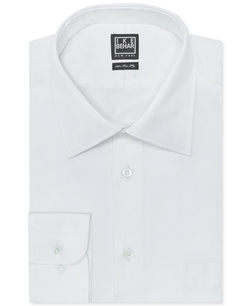 Ike Behar - Solid Dress Shirt