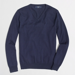 J.Crew - Cashmere V-Neck Sweater