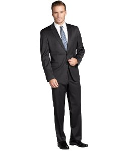 Hugo Boss - Stretch Wool Blend Two-Button Suit