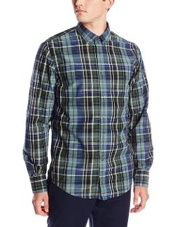 Boss Orange - Edipoe Slim-Fit Long-Sleeve Plaid Shirt