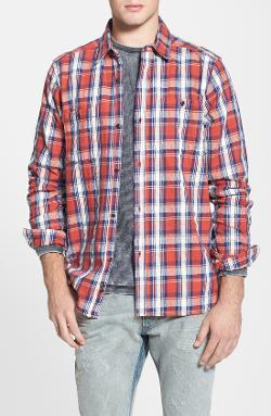 Deus Ex Machina - Flanno Shirt