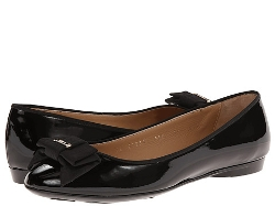 Salvatore Ferragamo  - My Knot Flat Shoes