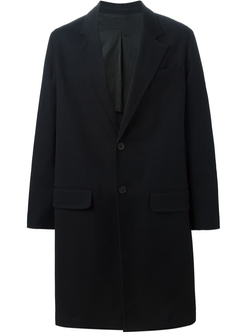 Ami Alexandre Mattiussi   - Single Breasted Coat