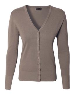 Make it Mint - V-Neck Long Sleeve Cardigan