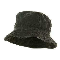 Cameo  - Pigment Dyed Bucket Hat-Charcoal